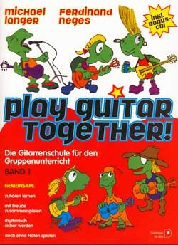 how to play join together on guitar