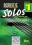 Acoustic Pop Guitar Solos Vol. 1 - mit CD