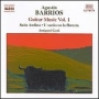 Barrios Mangore: Guitar Music, Vol. 1