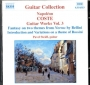 COSTE: Guitar Works, Vol. 3