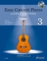 Easy Concert Pieces 3 (book + CD)
