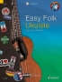 Easy Folk Ukulele (book & CD)