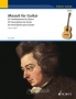 Mozart for Guitar - 32 Transkriptionen