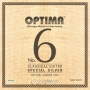 Optima No.6 - Special Silver - Carbon HT
