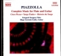 Piazzolla: Music for Flute and Guitar
