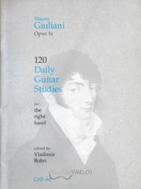 120 Daily Studies op. 1a