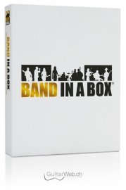 Band-in-a-box 2018 MegaPAK PC, deutsch