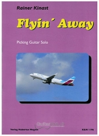 Llyin Away - Picking Guitar Solo