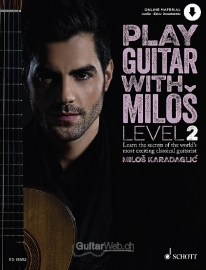 Play Guitar with Milos, level 2