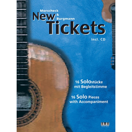 New Tickets (incl. CD)