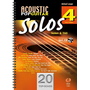 Acoustic Pop Guitar Solos Vol. 4 - mit CD