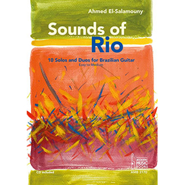 Sounds of Rio. 10 Solos and Duos for Brazilian Guitar