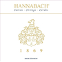 Hannabach Serie 1869 Carbon/Gold HT